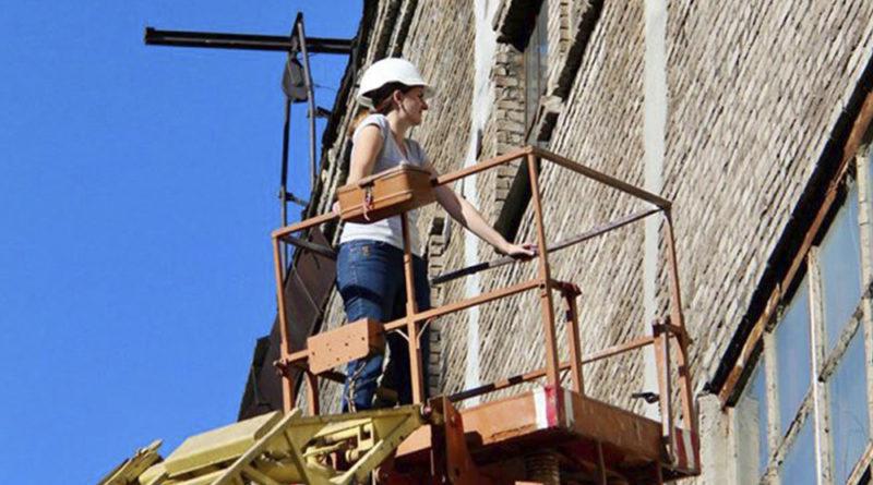 Обстежуємо будівлі, споруди